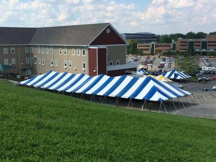 When people need affordable party tent rentals they choose McGuffey Tents Inc. We specialize in renting a wide variety of tent sizes and options to ... & Pole Tent Rentals in Wood County WV | Affordable Tents